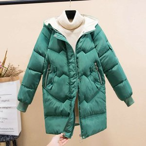 New Mid Long Women's Loose Jacket In Ultra Light Down Woman Womens Winter 2020 Parka Coats For