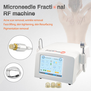 Microneedle Fractional RF Wrinkle Removal Skin Tightening Equipment Heating & Cooling Skin Care Beauty Machine Spa Use