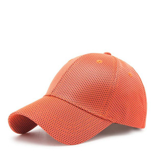 2018 Solid Summer Baseball Cap Men Snapback Women Quick Dry Mesh Cap Breathable Sun Hat Bone Masculino Trucker Cap H jllSpw
