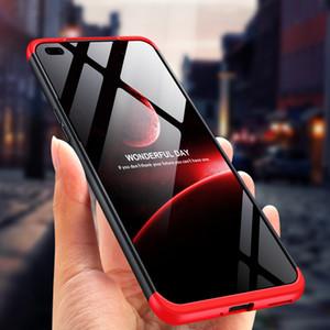 Ultra Slim 3in1 ibrida dura opaca di caso per OnePlus Nord 8 7T Pro 7 One Plus 7 Pro