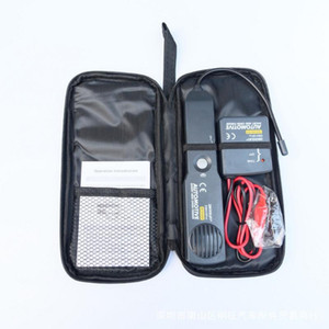 Car Short Circuit Diagnostics and Open Circuit Tester Cable Tracker, Used for Audio Cable Test Line Car Line Meter EM415pro
