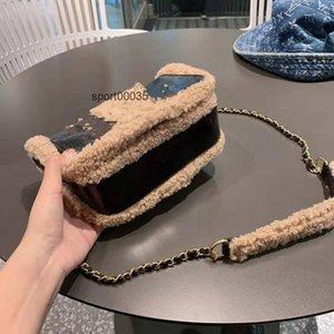 Portable Female Shoulder Bucket Bags Woman New Fashion Bag Genuine Leather Handbag His Lady Package Printing Lock Handbag