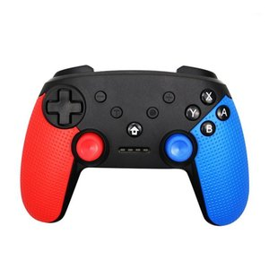 Bluetooth Wireless Game Controller Joypad para Switch NS Console Gamepad Pro Joystick para Android Phone / PC Controle1