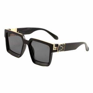 With Quality Brand Designer Brand Mens Glasses Sunglasses Sunglasses Sun Designer Eyewear Womens Glasses UV400 Protection Glasses Boxs Iqnl