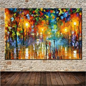 Landscape Art Framed & Unframed Home Decor Handpainted &HD Print Oil Painting On Canvas Wall Art Canvas Pictures -R014