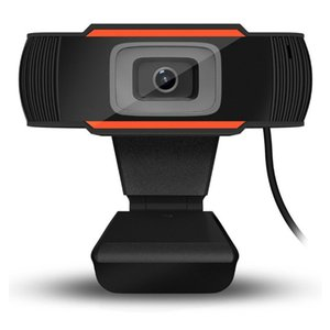 A870 Computer Camera Video Recorder Built-in Microphone 480P 720P 1080P Web Camera Digital Webcams for Laptop Free Shipping