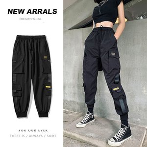 Privathinker Men's Casual Oversize Cargo Pants 2020 Autumn Woman New Trousers Fashion Korean Streetwear Man Hip Hop Male Pants 0930
