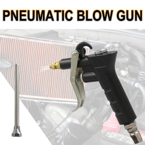 Pneumatic Air Blow Spray Gun Dust Blower Pistol Trigger Compressor Cleaning Tool Profession Nozzle Power Tools Supplies