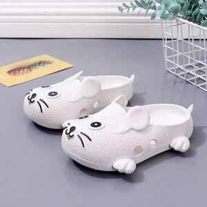 Girls Summer Kids Boys Croc For Rabbit Light Non Slip Children Garden Shoes Toddler Indoor Home Beach Slippers Sandals
