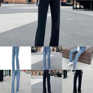 Wtzk plus size e skinny lápis jeans mulher m rasgada s senhora mãe elástico denim jeans estiramento jeans senhoras cintura calças strass