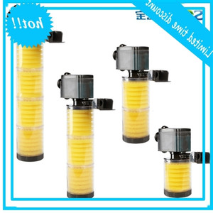 Sobo 10W-30W Domple Pumps Air Compressor Biological Aquarium Internal Filter pump with Spons For Fish Tank