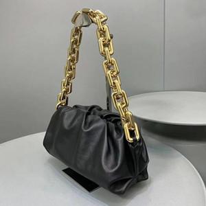 جديد العلامة التجارية الناعمة جلد طبيعي السيدات الحقيبة حقيبة مع حقيبة معدنية كبيرة رسول حقيبة يد للنساء Mango89711 handbagstore888 Jesse231