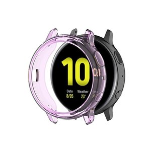 Samsung watch active2 40mm 44mm Transparent case TPU Bumper Soft Protective Cover