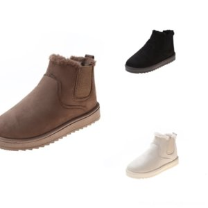 HKXMx Men timber Fashion Lover Boots Autumn and cotton shoes Winter boots Casual cheap chukka boot boots OutdoorAutumn