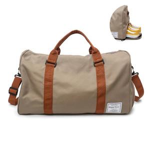 Sport Gym Bags For Training Fitness Travel Outdoor Waterproof Nylon Sports Men Women Backpacks Multifunctional Luggage Shoulder Handbag