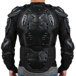 Мотоциклетные доспехи Полное защитное тело Жучные куртки Мотокросс Гоночная одежда Костюм Мото-езды Protectors S-XXXL1