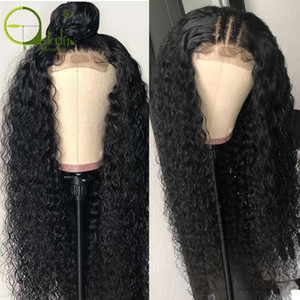 Sterly 6x6 Lace Closure Wig Curly Wave Human Hair Lace Wigs for Woman Brazilian Deep Curl Front Human Hair Wigs Pre Plucked