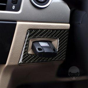 Зажигание выключатель клавиатуры крышка накладки наклейки для BMW 2007-2013 3 серии M3 E92 C