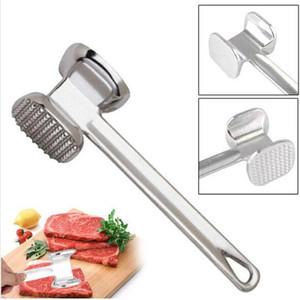 Meat Tenderizer Steak Martelo alumínio carne Martelo solto carne macia Martelo Bata Steak Kitchen Gadgets DHL grátis