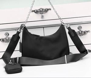 Çanta En Kaliteli Sürüm Bayan 3in1 Hobo Çanta Luxurys Tasarımcılar Çantaları Çanta Çanta Crossbody Omuz Zincir Çanta Keseleri Femme Crossbody