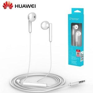 Оригинальный Huawei Am115 наушники металла с Mic Volume Control для Android смартфон Huawei P8 9 10 Mate7 8 9 Honor 5x 6x 8