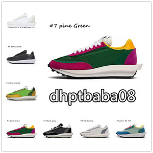 2020 NEW Mens Running Sports Shoes fashion LDV Waffle Womens UNDERCOVER Waffle Racer black White Tripe Daybreak Trainers Varsity Tn SNEAKERS