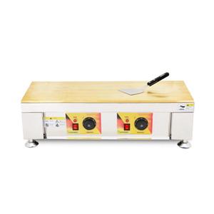 Ücretsiz nakliye Japon Souffler Krep Makinesi, sufle makine