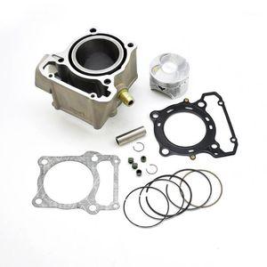 250cc de actualización de 300cc motor de cilindro de cilindro de bloqueo de pistón modificado Zongshen NC250 Motor del enfriador de agua para Bosuer KAYO XMOTOR1