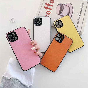Luxury Designer Phone Case For iPhone 12mini 12promax 11 Pro XR XS MAX 8 Samsung Galaxy S10 S10E Plus Note10 Note20 Cases With Grip Holder