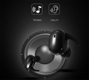 TWS4 Kablosuz Kulaklık Bluetooth Evrensel Kulak Taşınabilir kulaklıklar Spor kulaklık Küçük Boy