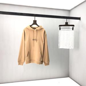 2020SS Primavera ed estate Nuova stampa di cotone di alta qualità T-shirt a manica corta a maniche corte T-shirt T-shirt T-shirt: M-L-XL-XXL-XXXL Colore: Black White D412