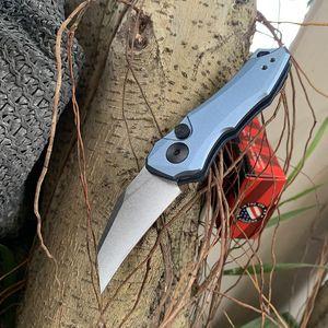 Kershaw 7350 2 Style Mini Folding knives CPM154  Damascus Blade StonewashSelf-defense Auto hunting knife EDC TOOL