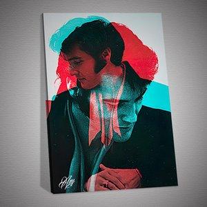 Alta qualità Elvis Presley Poster Wall Art Immagini per la pittura Living Room Decor Canvas