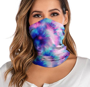 39 Colors Digital printed bug mask festive magic headband multi-purpose beanie scarf seamless neck gaiter headband