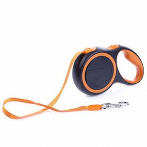 Kimpets durevoli riflettenti Pet Dog guinzagli per cani grandi automatica estensione della trazione corda retrattile Big Dog Pet Walking Le 9p3P #