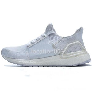 2020 high quality new Ultra Boosts 20 Consortium Real Boosts men's running shoes UltraBoosts metallic purple white ladies sneake