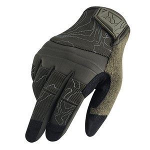 Touch Screen Outdoor Army Soldier Tactical Combat Military Gloves Sports Motocross Motorcycle Racing Riding Bike Cycling Gloves 1011