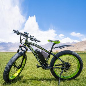 wholesale RT-012 Plus 21s Electric Bike With Computer Speedometer European delivery Powerful Electric MTB Bike 17AH 1000W eBike