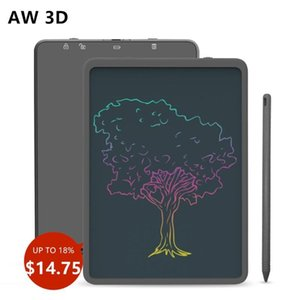 LCD Smart Tablet Reuse Color Hand Drawing Pad Portable For Business Negotiation Notes CalculationsDrawing And Messages 11 Inch