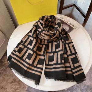 Marke Designer Logo Pashmina für Liebhaber Herren Womens Luxus Timeless Classic Soft Feel Hohe Qualität lang 180x65cm Winter Wram Schal