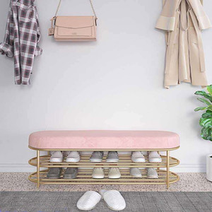 stool shoe cabinet stool entry soft bag into the door can sit to receivehousehold shoe ark type longstripchange shoe cabinets Home furniture