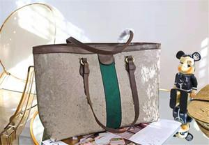 2021 neue hochkarätige einkaufen taschen tasche umhängetasche handtasche druck tragbare geneigte tasche geldbörsen handtaschen frauen totesl