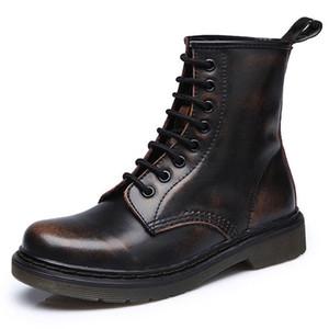 Мужские ботинки 2020 весенние ботинки ботинки обувь зима натуральная кожа обувь мужчина панк повседневная езда коварные ботас гомбе плюс размер 46 lj201023