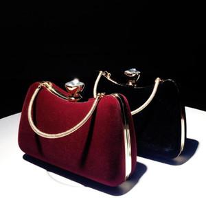 Handtaschen Damen Handtasche Weibliche Abendtasche Neue Kleine 2020 Samt Chinesischen Stil Kleid Cheongsam