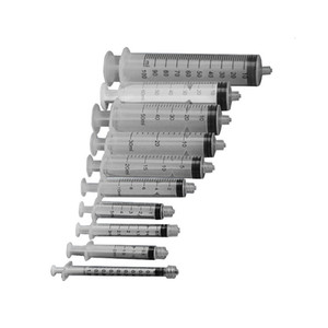 10ml 50ml 1ml 20ml 30ml 3m 100ml 5ml Luer Lock Syringes with Screw Blunt Tip Needles and Caps For Industrial D