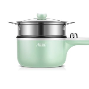 220V Automatic Electric Frying Pan Single / Double Layer Disponibile Family Multi Cooker Egg Egg Steaming Machine EU / AU / UK / U