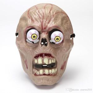 New Halloween Skull Mask Vampire Clown Masks Super Scary Party Mask Horror Masquerade Masks Full Face Masks Cosplay Costume Prop DBC VT0920