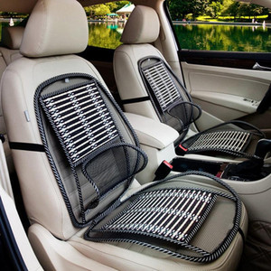 Car Seat Lumbar Support Automobile Breathable Seat Cover with Waist Cushion Universal Fit for Car Decoration Ergonomics Design
