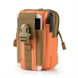 2019 Men Canvas Drop Leg Bag Waist Fanny Pack Belt Hip Bum Military travel Multi purpose Messenger Shoulder Bags Apr19