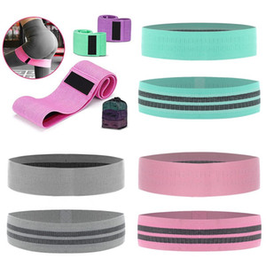 Solid Color Bands Fitness Sport Yoga Gym Resistance Bodybuilding Woman Man Strap Training Exercises Supplies Equipment 8fsa K2